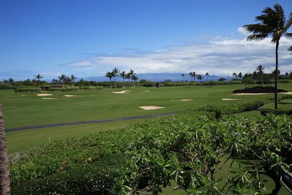 Golf at Hualalai
