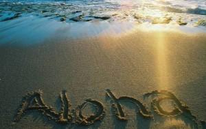Que signifie Aloha en langue hawaiienne ?