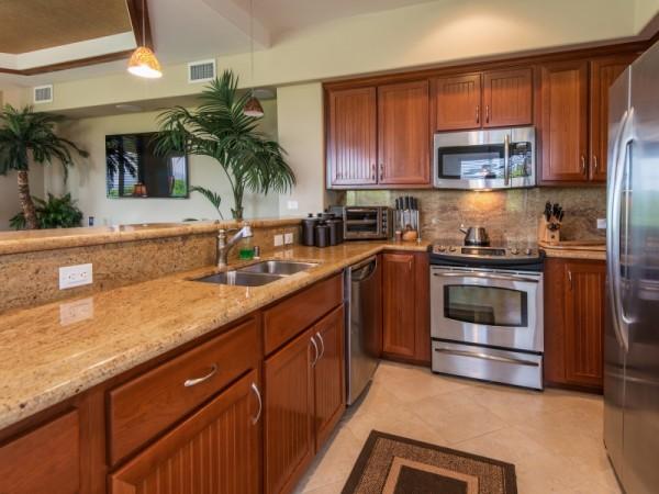 Kitchen. Its Culinary Science: Granite Countertops ...