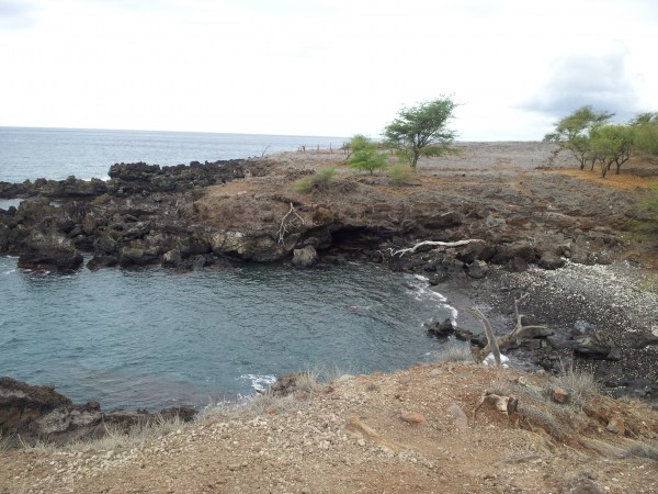 Kohala Kai subdivision private Beach cove