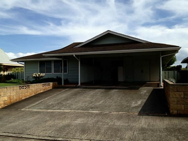 Mililani Home for $600,000