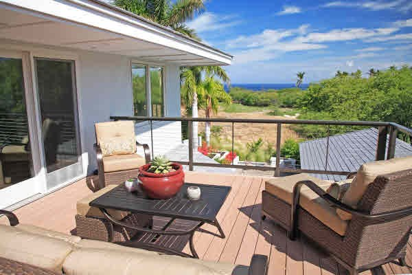 Ocean  view Mauna Kea auction property