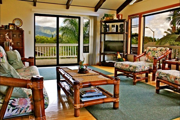 Interior photo of sold Wailua Home