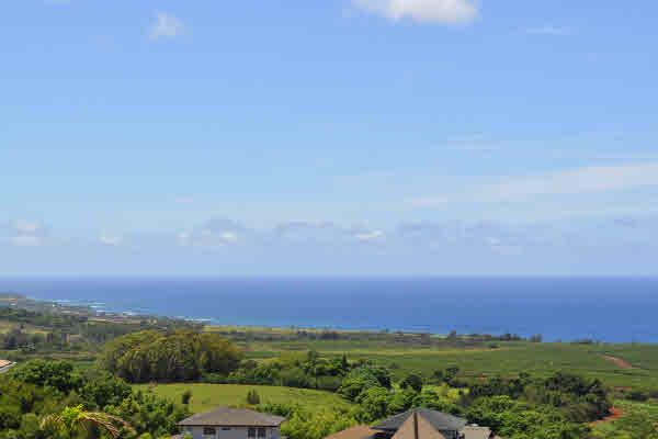 Endless Ocean views of Beautiful Poipu