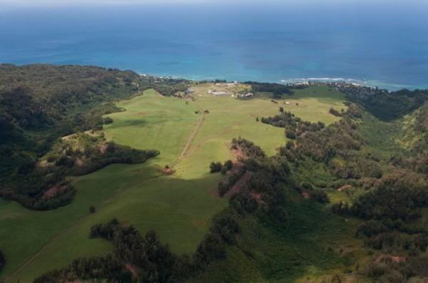 Oahu north shore ranch auction