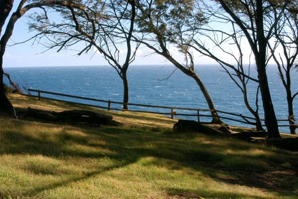Oceanfront North Kohala raw land for sale