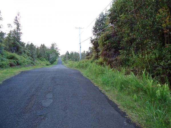 graded road
