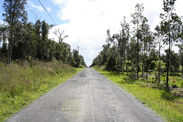 grated road