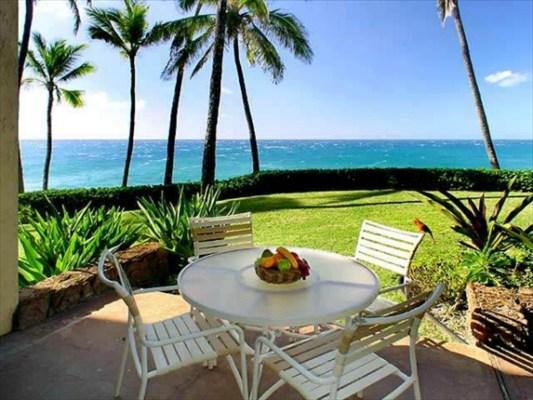 Breathtaking ocean views of Poipu, Kauai