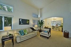 DR Horton Kahala Living Room