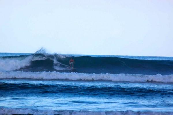 Jeremy Surfing