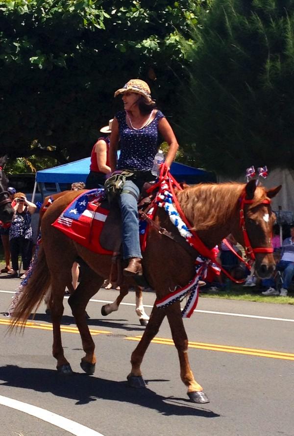 Kailua's Fourth of July Parade