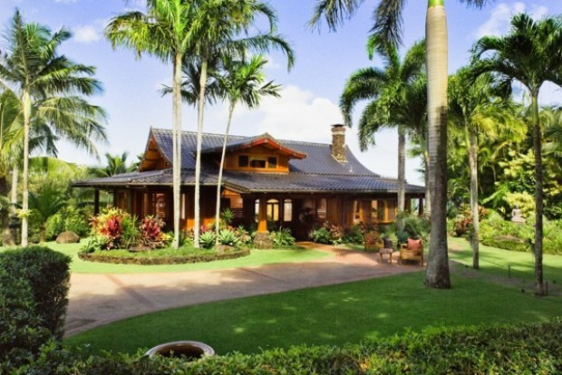 Modern north shore home with expansive views offers ultimate privacy hawaii real estate market - Beautiful panoramic view house to take full advantage of the scenery ...