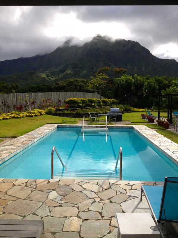 940 Maunawili Rd. Pool