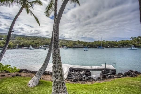 Hawaii Oceanfront Auction - Keauhou Bay