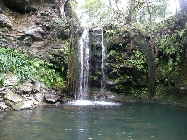 Waikama Waterfall