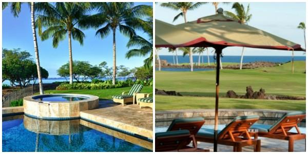 Oceanfront resort homes for sale Kohala Coast