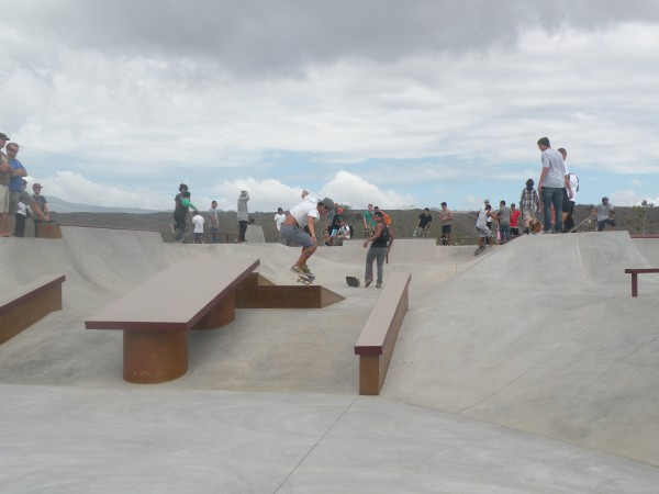 Kamakoa Nui Skatepark