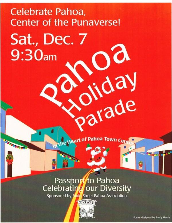 Pahoa Parade