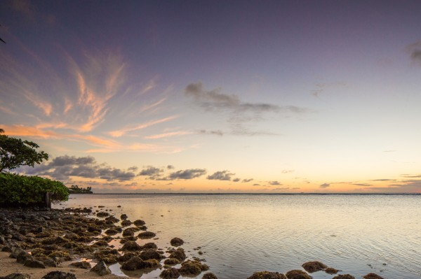 Sunset from Portlock