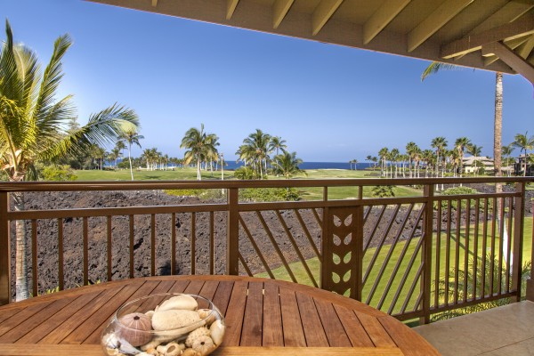Halii Kai ocean view condo for sale