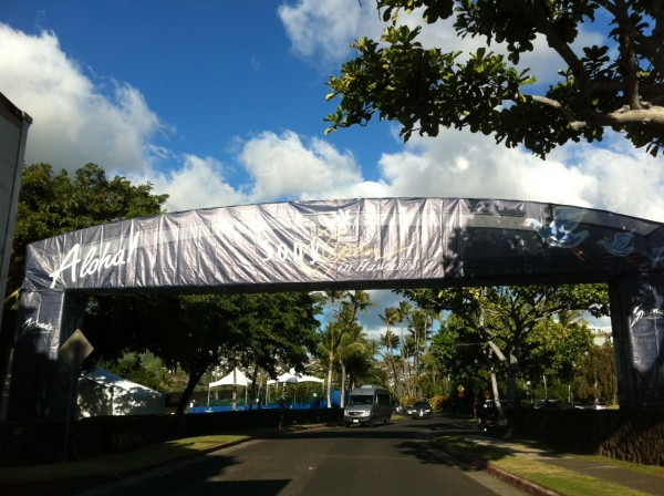 Welcome to the 2014 Sony Open