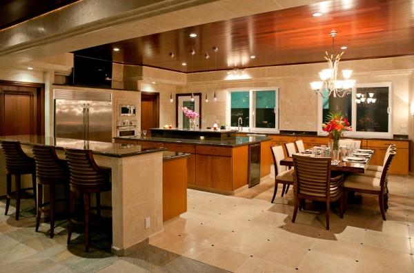Gourmet Kitchen - Ninole Estate