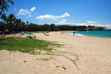 Beautiful Mauna Kea Beach