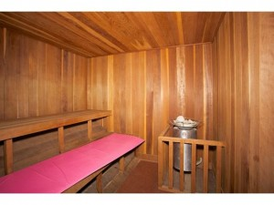 Regency At Kahala sauna