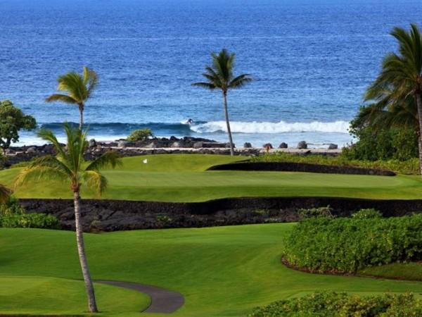 Kohanaiki Golf Course