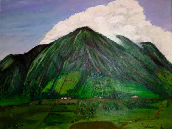 Konea 604 Mountain Painting