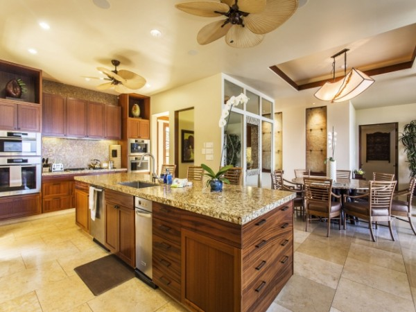 Luxury Home Puako Hawaii