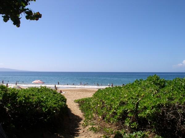 Kamaole Beach, Kihei Maui
