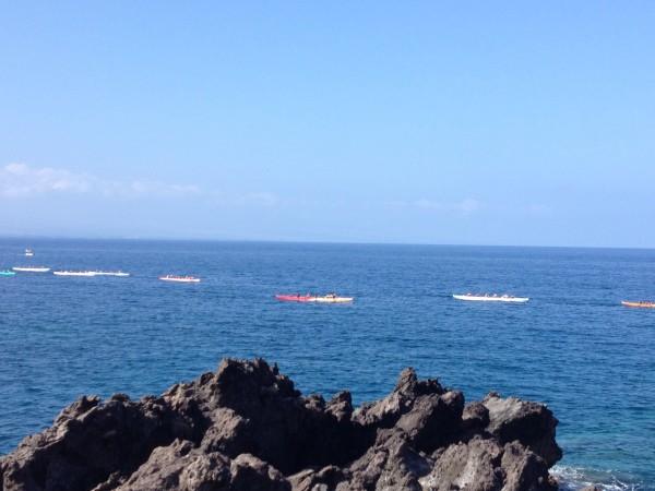 Kawaihae paddling