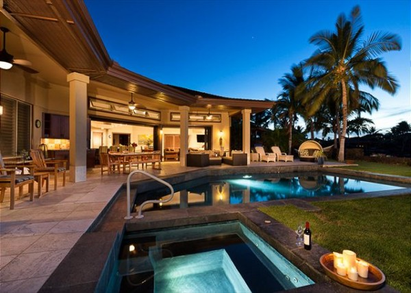 Hualalai Resort Pakui Residence, offered by Private Homes Hawaii