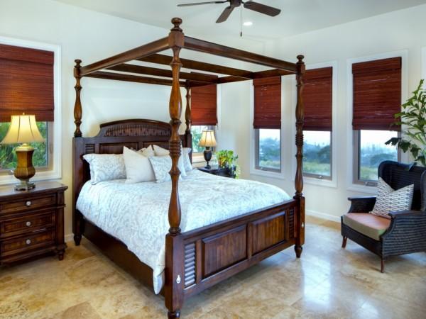 Master Bedroom Meilani View Estates