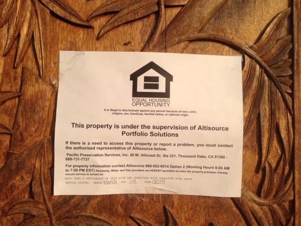 Kolea Lot 14 bank-owned foreclosure