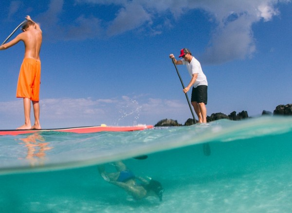 Crystal Blue Waters of Kua Bay, Big Island – Hawaii | 8th Best Beach in the U.S.