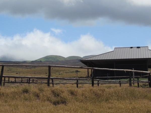 Kohala Ranch acreage with barn and arena