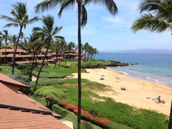 Makena Surf Resort views