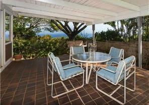 Outdoor Living on Waialae Nui Ridge