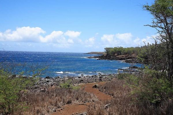 Ranch At Puakea oceanfront cove