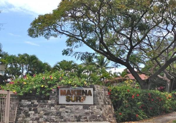 the Makena Surf Resort