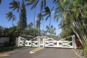 Gated Community in Mokuleia