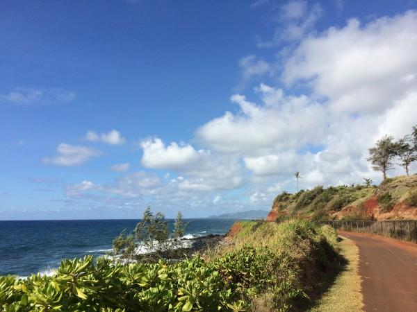 Kealia Bike Path