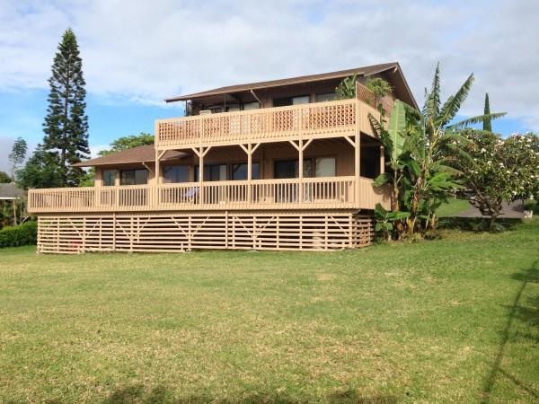 321 Kaomi Pl. Makawao Maui HI
