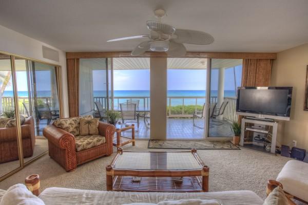 4 bedroom ocean front living