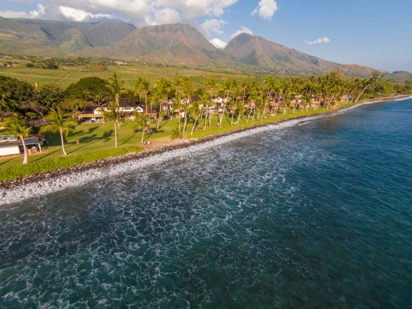 "Puamana: Lahaina's Beautiful ""Gold Coast"" Stretch of Beach Front Living"
