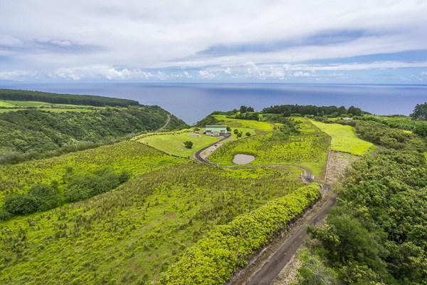 Newly Listed Maulua Gulch Rim Top Home In Ninole Hawaii