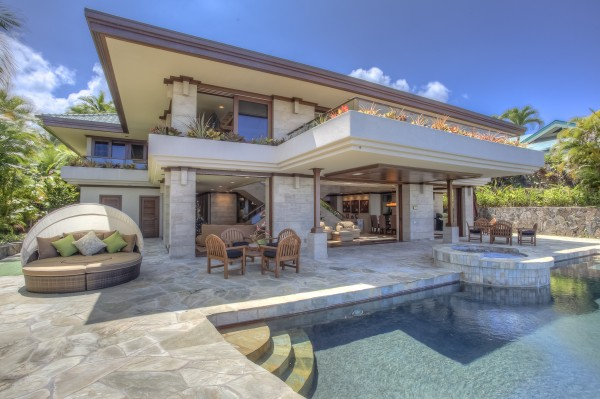 Luxury Big Island Estate